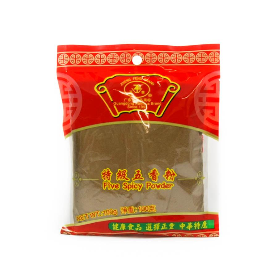 ZF Five Spice Powder 100g