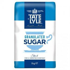 TATE LYLE Granulated Sugar 1kg