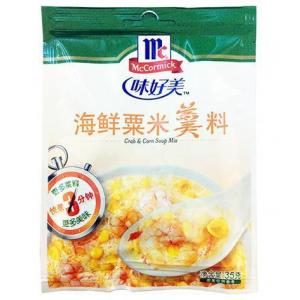 WHM Crab & Corn Soup Mix 35g