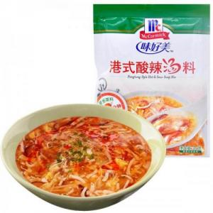 WHM Hot & Sour Soup HK Style 35g