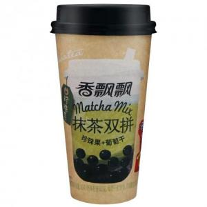 XPP Matcha Mix Milk Tea- Pearl & Raisin 85g