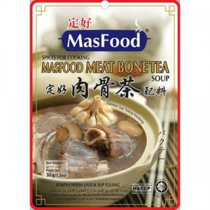 MAS FOOD Meat M=bone Tea Soup 35g