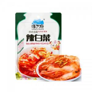 CHUNYU Place Brand Spicy Cabbage 100g