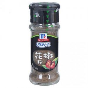 WHM GRD SZECHUAN PEPPER 24g