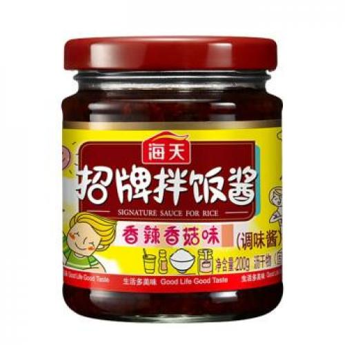 HT Spricy Sauce Rice&Noodle 200g