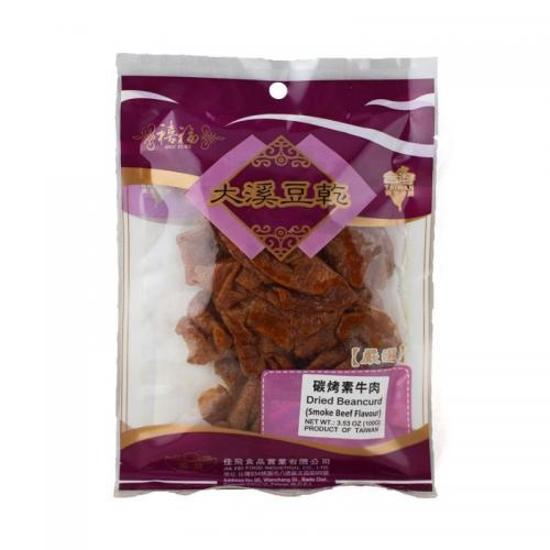 SF Dried Beancurd -Smoked Beef 100g