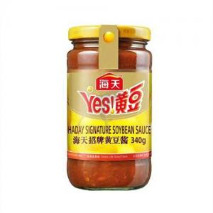Haitian Yes! Signature Soybean Sauce 340g